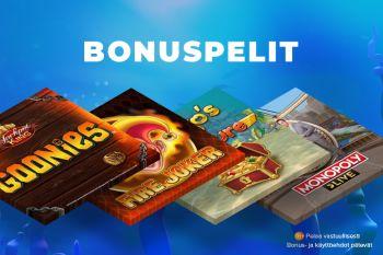 Bonuspeli – avain isoihin voittoihin kasinolla