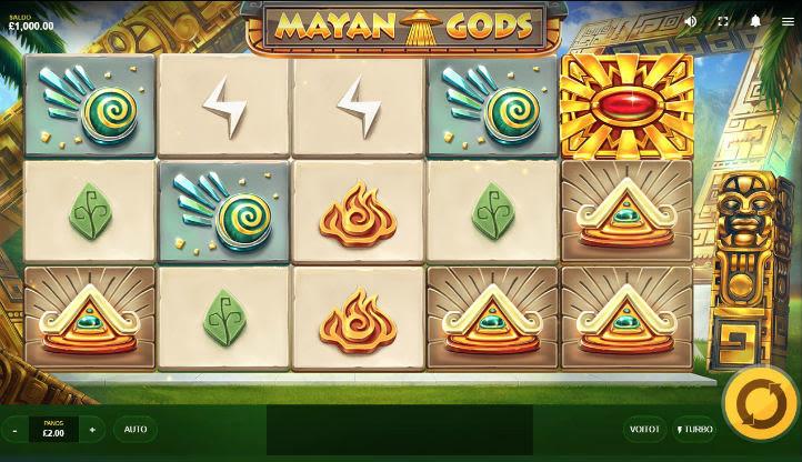 AHTI Games Mayan Gods