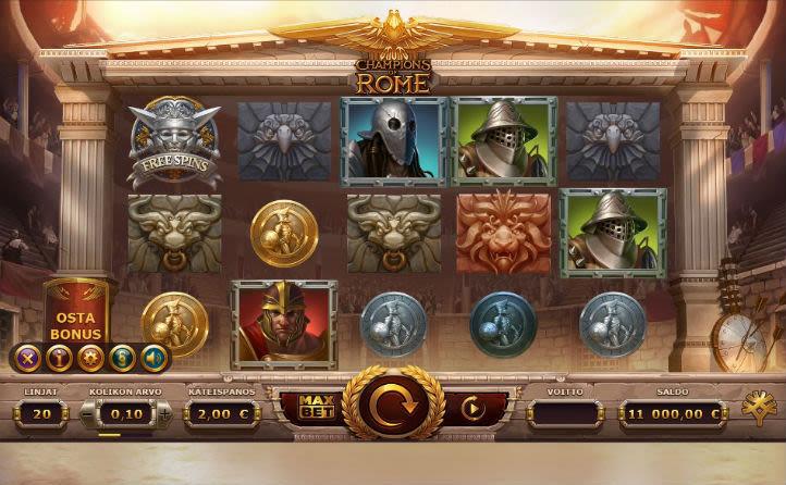 AHTI Games Champions of Rome