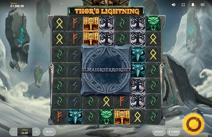 AHTI Games Thor's Lightning