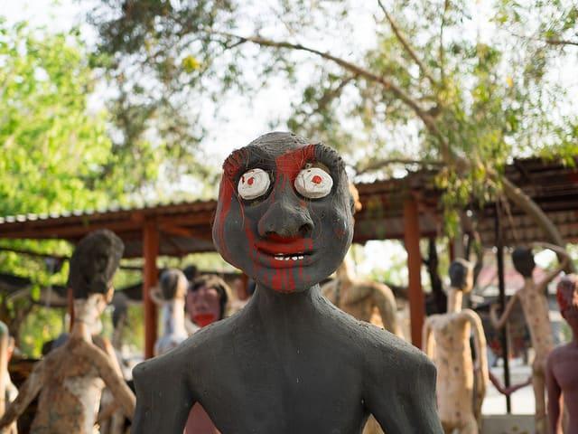 タイの地獄寺に訪れるなら読んでおきたい本「タイの地獄寺」
