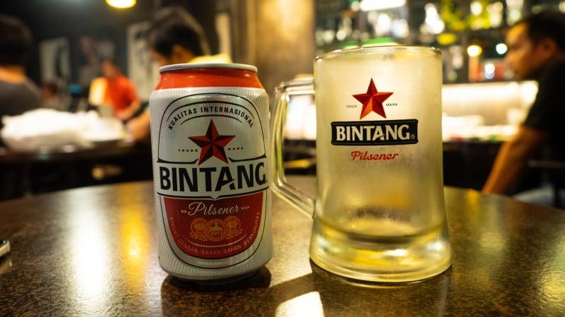 ジャカルタでBINTANGを飲みながらワールドカップを観戦!
