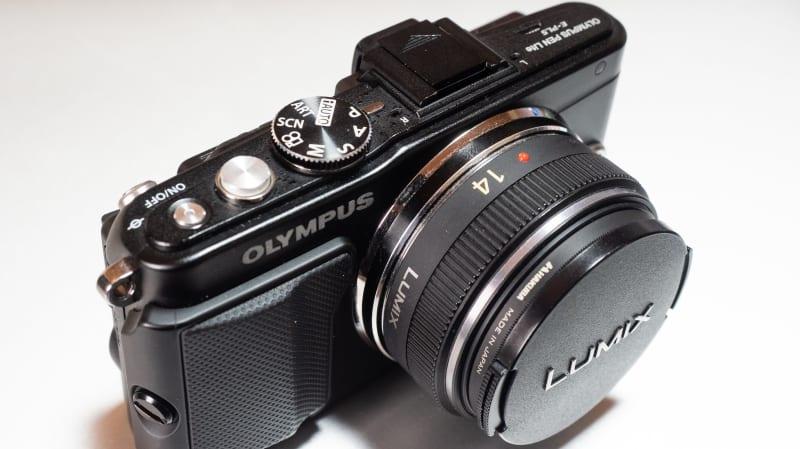 E-PL5 + LUMIX G 14mm F2.5