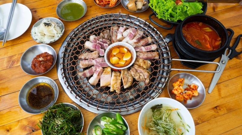 チェンマイの旨くて安くて食べ放題な韓国焼肉なら「KOBQ」