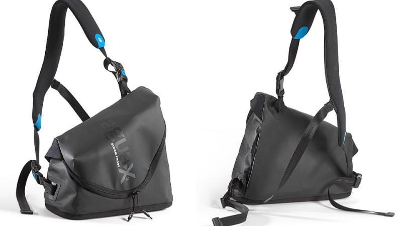 カメラバッグだけじゃなくある程度の容量の防水バッグとしても優秀「Agua トルソーパック65」