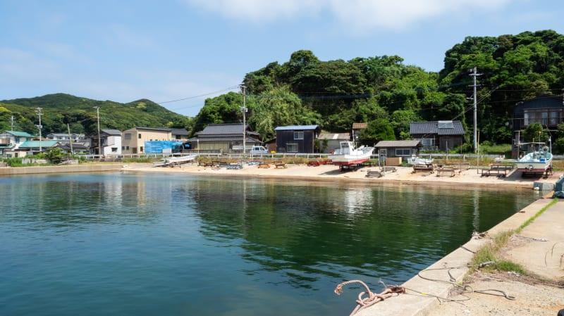 30年ぶりに訪れた離島「大島」で散歩して飲む