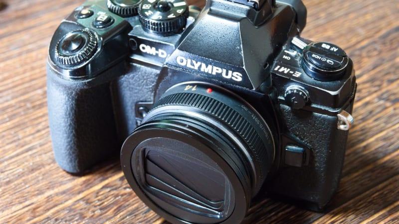 E-M1をサブカメラにしてみる
