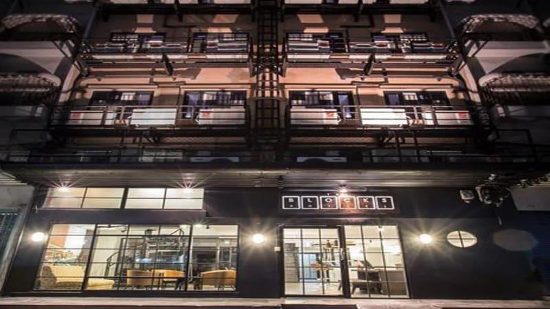 バンコクの好立地にあるホステル「Jelly Bean The Blocks Hostel」が快適だった
