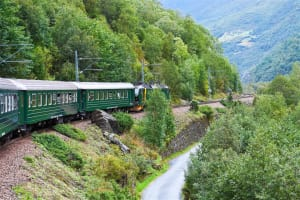 <b>Guided Group Rail Journeys in Europe</b>
