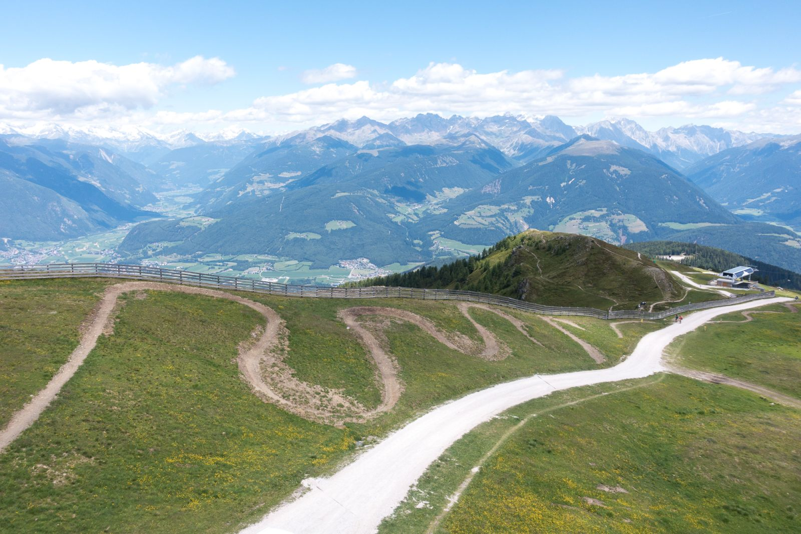 15e9fadb204 Mountain biking in Kronplatz, Italy