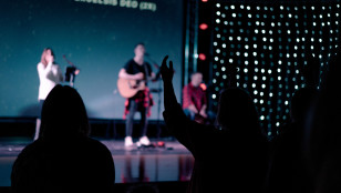 Worship team image