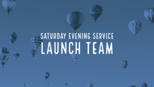 Saturday Service Launch team image