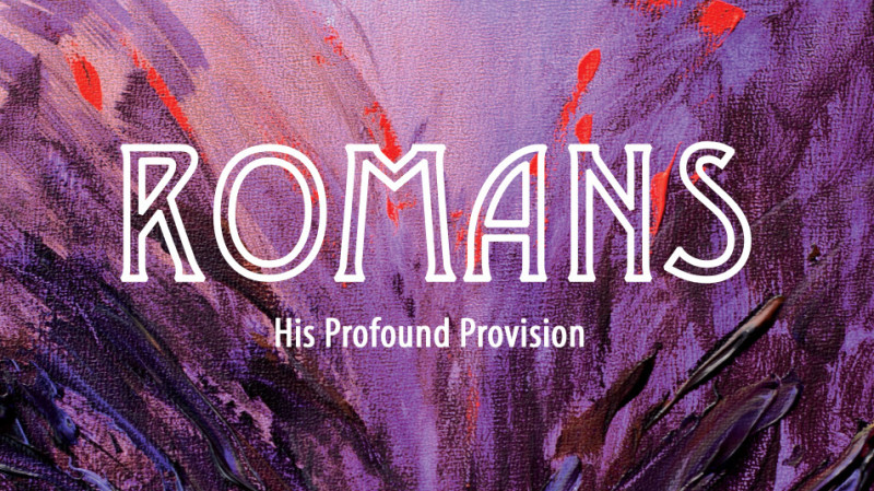 Romans: His Profound Provision