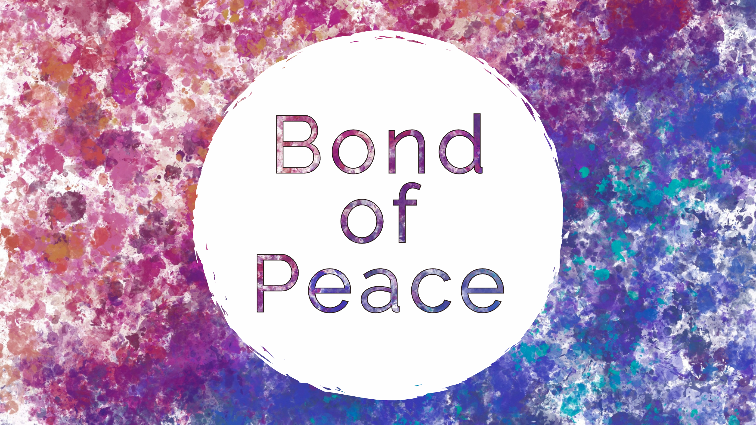 The Bond of Peace
