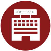 Icon for INSTITUTIONAL