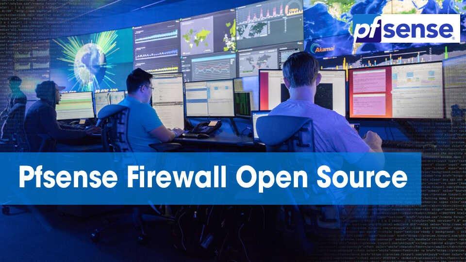 Cai Dat Firewall Pfsense Optimized