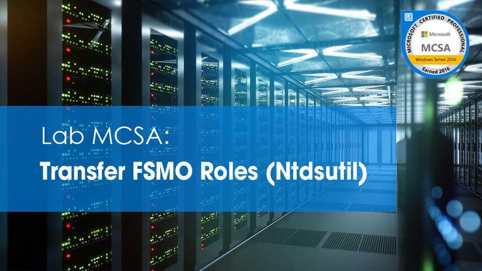 Chuyen Doi Master Roles Fsmo Ntdsutil 11 Optimized
