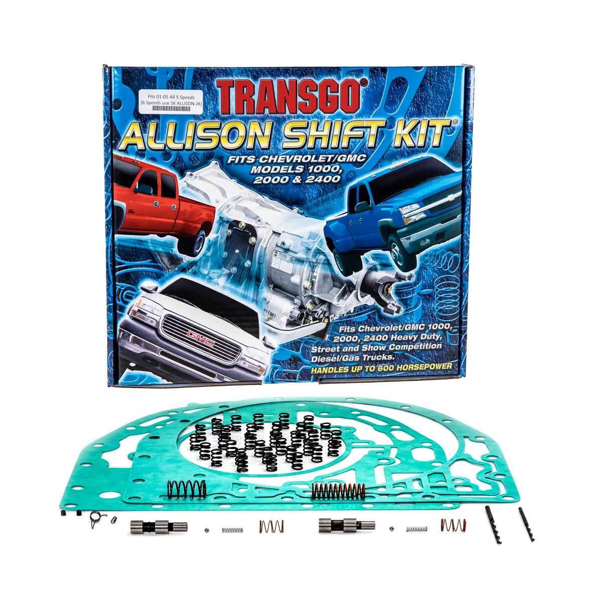 allison shift kit