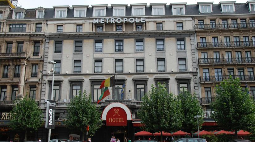 Hotel Metropole Brussles