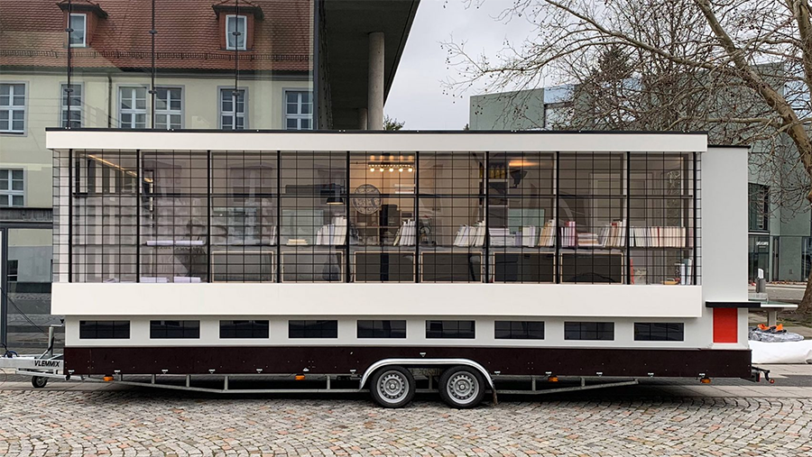 bauhaus bus 100 years