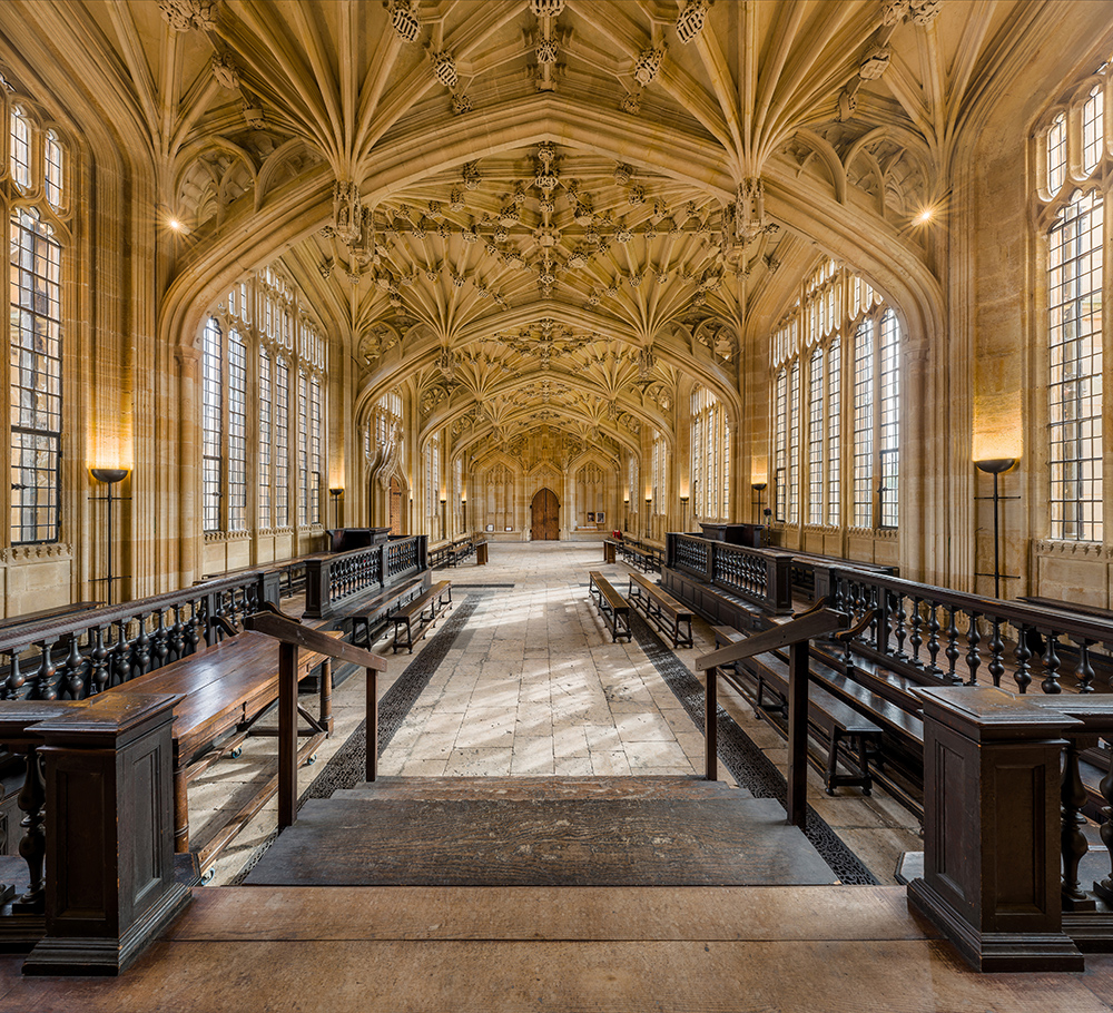 Bodleian Library and Divinity Schools