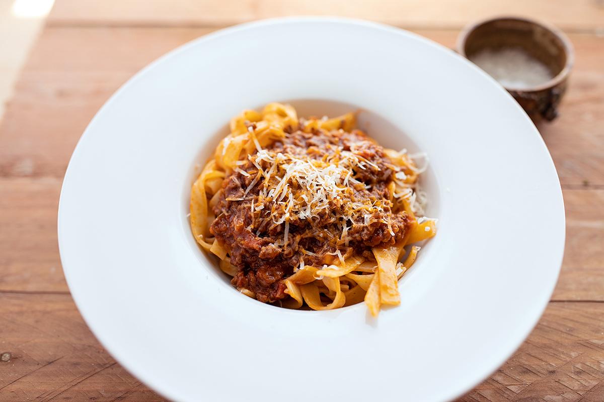 sugo pasta tuscany