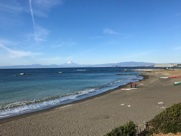 葉山公園・大浜海岸