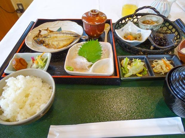 三浦海岸アレーナ 朝食