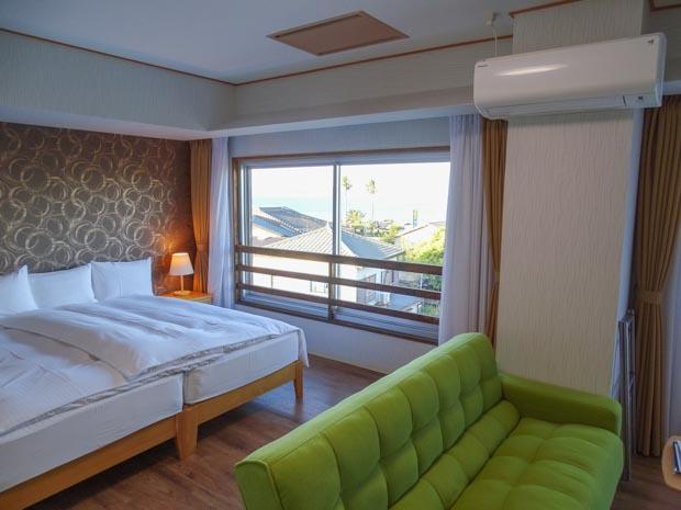三浦海岸アレーナ 部屋
