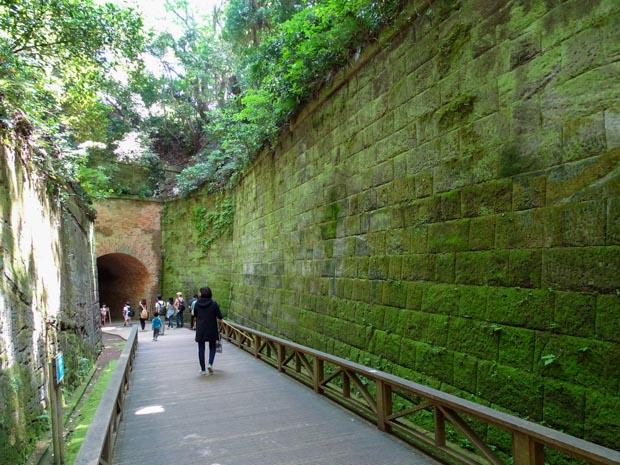 猿島(三笠桟橋から)