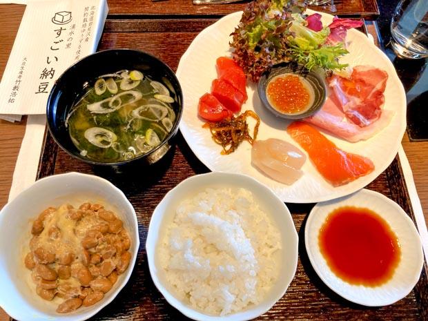 パークハイアット ニセコ 朝食