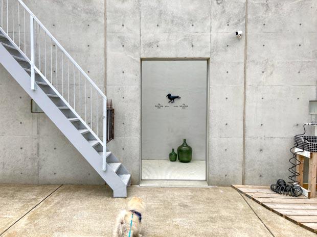 THE HOUSE Koajiro marina suite 客室へ