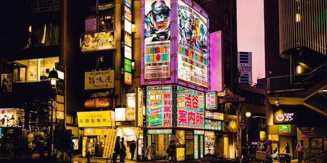 tax-free shopping in Tokyo