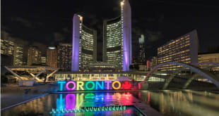 4 Sweet Treats On The Streets of Toronto