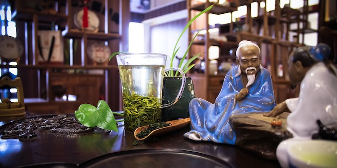 The Tea Ceremony Around the Globe