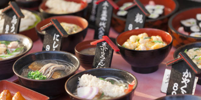 8 Kyoto Cuisines You'll Certainly Enjoy