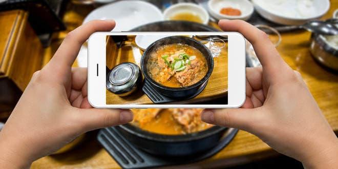 Bangkok foodie instagrammers