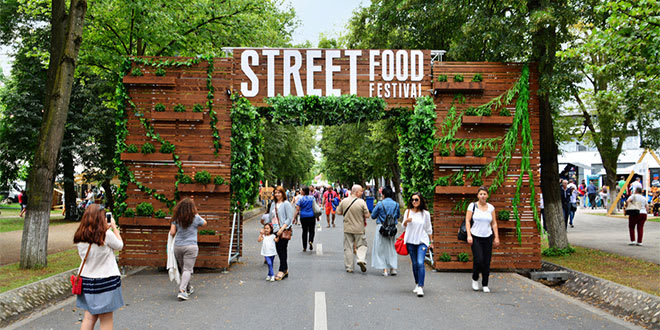 London street food markets
