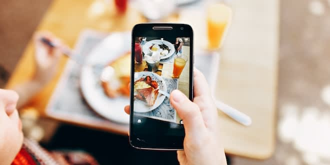 Food Instagrammers in Miami