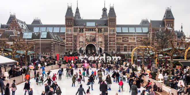 Holiday Treats from the Amsterdam Christmas Markets