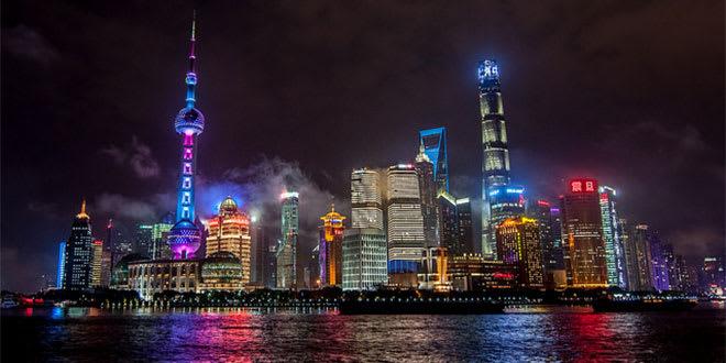 Restaurants in Shanghai