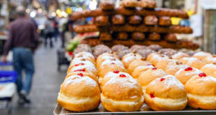 6 Israeli Treats to Buy in a Local Market