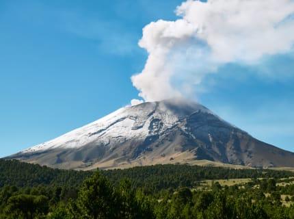MX.Popocatépetl