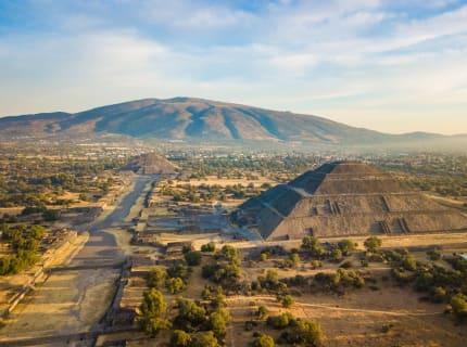 MX.POI.Sonnenpyramide von Teotihuacán 6