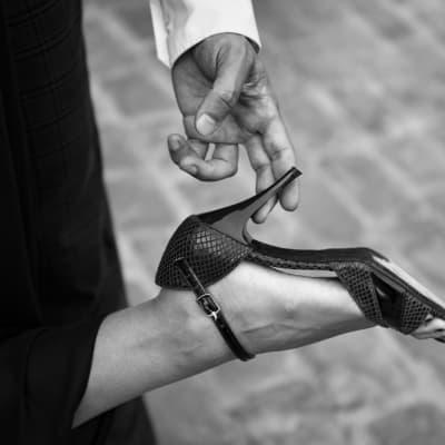 Beim Tango kochen die Emotionen hoch, wie sonst bei keinem anderen Tanz