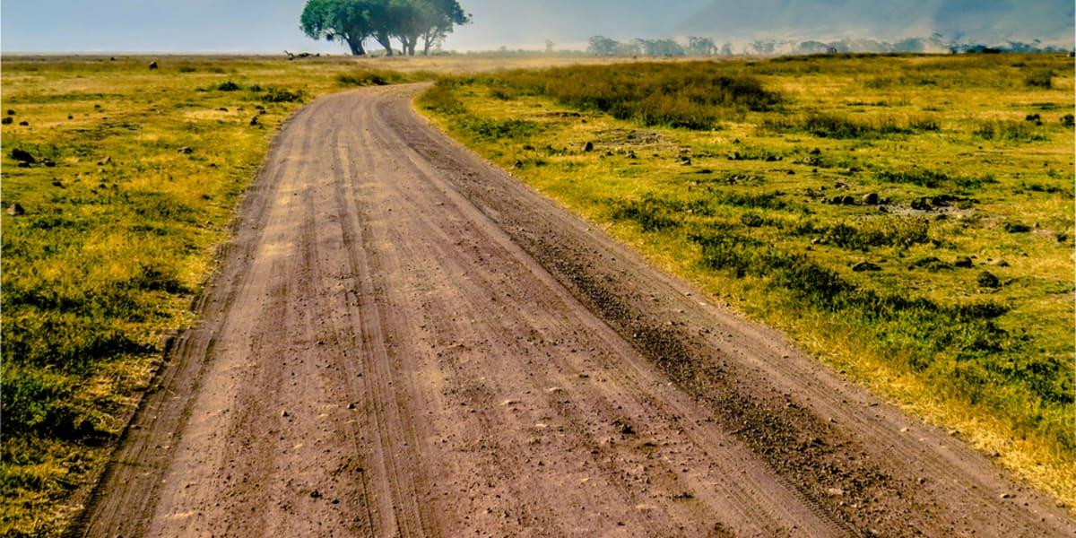 Ein großes Land mit großartiger Natur.