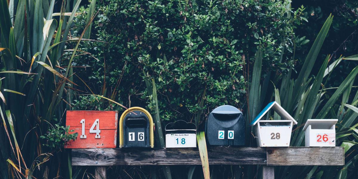 Briefkästen sind eine absolute Rarität in Bolivien. Wofür auch, wenn die Post quasi nicht existiert.
