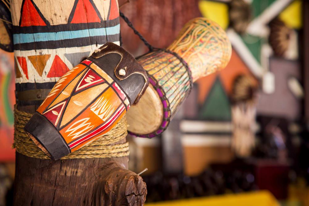 Südafrika.Kultur.Trommeln