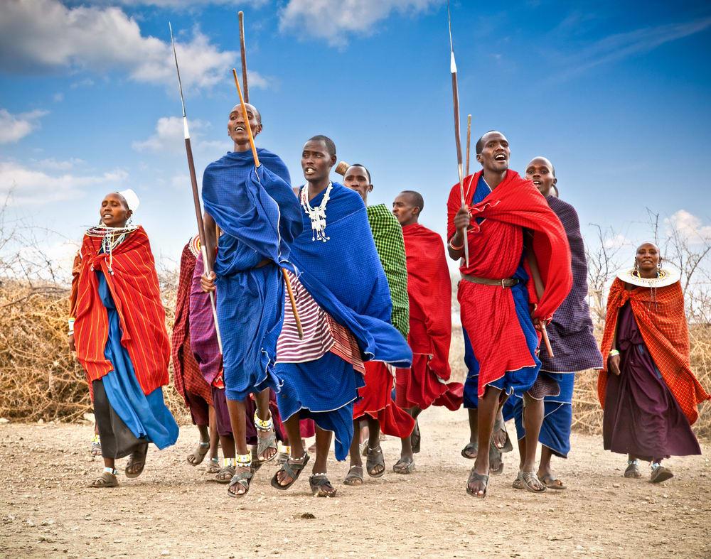 Tansania Stamm