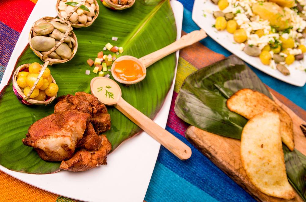 Ecuador Essen